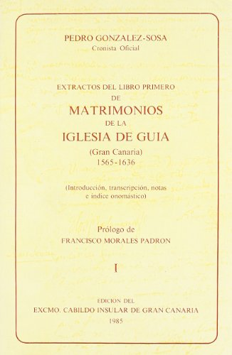 Extracto Del Libro 1 Matrimonios Guia