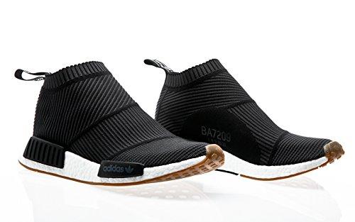 Adidas Schuhe NMD_CS1 Primeknit Herren core black-core black-gum