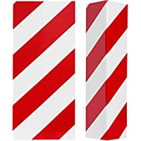 Paragolpes Protector - Protector de Columnas para Puertas de Coche, Parachoque, Protector Autoadhesivo con