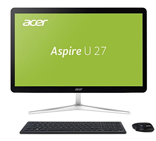 Acer Aspire U27-880 All-In-One Desktop-PC (Intel Core i5-7200U, 8GB RAM, 256GB PCIe SSD, Intel HD, Win 10 Home) - Acer One All I5 In