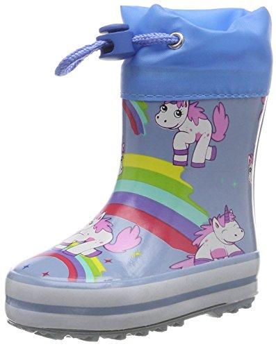 Beck Mädchen Rainbow Gummistiefel Einhorn