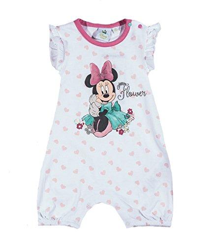 Disney Minnie Babies Pagliaccetto neonato - bianco - 3M