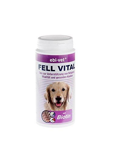 EBI-VET Fell Vital Tabs für Hunde 250g -
