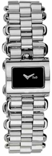 Dolce & Gabbana Reloj D&G M Pul Acero Es Negr Tubular