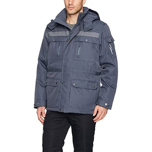 41prvtQw6IL. SS500  - Arctix Men's Performance Tundra Jacket with Added Visibility