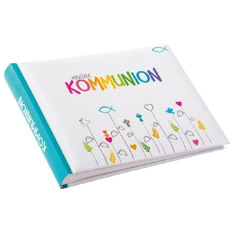 Fotoalbum Kommunion Regenbogen