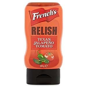 French's Jalapeno Tomato Relish 320g