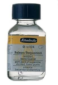 Schmincke - Essence Balsaméa-térébenthine distillée - 60ml