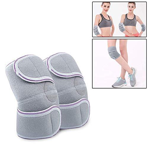 GEHU Selbstheizende Kniekissen, die Magnetwärme gekleben, das kalte Bein der Joints-Hand Elbow Available-Relieve Kain oder Kniekrase (EIN Paar) -