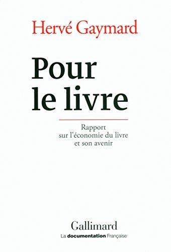 La situation du livre: Rapport sur l'économie du livre et son avenir