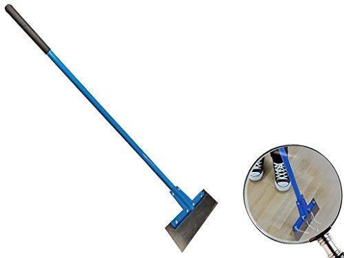 Fußbodenschaber mit 400 mm austauschbarer Klinge