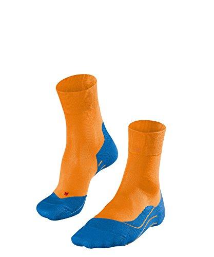FALKE RU4 Herren Socken Running pumkin (8950) 42-43 Ausdauersportarten, Running, Running - Nordic Walking, Running - Jogging, Basketball, Running - Marathon, Running - Triathlon, Running - (Bekleidung Herren Triathlon)