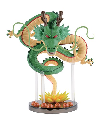 Banpresto Dragon Ball Z 5.5 Movie Mega World Collectable Figure Shenron and Dragon Ball Set by Banpresto (Dragon Ball Z Set)