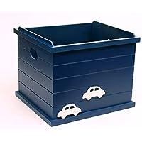 Kids Toy Box:Car Blue