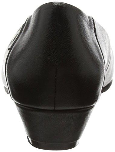 Hush Puppies Ladies Anya Grace Ballerinas Black (nero)