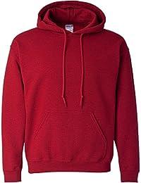 Gildan Heavyweight Hooded Sweatshirt, Sudadera con Capucha para Hombre