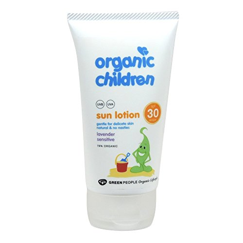 Organic Children - Sun Care - Sun Lotion SPF 30 - Lavender - 150ml -
