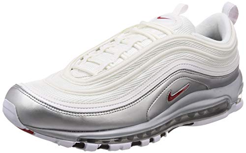 Herren Nike Air Max 97 Premium 312834 007 Reflect Silver