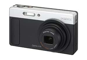 Pentax Optio H90 Appareil photo numérique 12,1 Mpix Noir / Alu