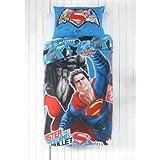 Batman vs Superman Verkleidung Kinder Bettwäsche Set - Einzeln