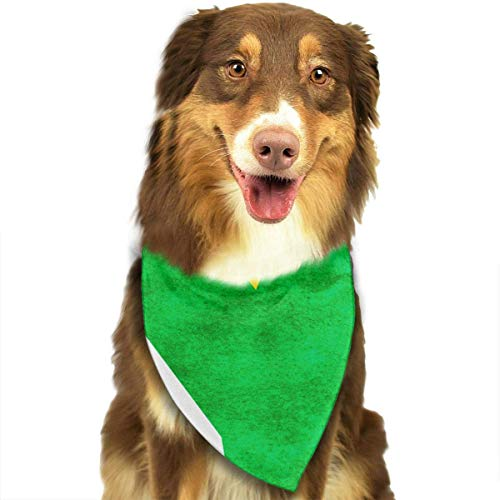 Sdltkhy South Africa Flag Pet Scarf Dog Bandana Bibs Triangle Head Scarfs (Bib Tarnung)