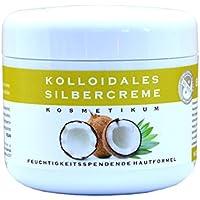 Natures Greatest Secret - Bernstein Formel Kolloidales Silber & Kokosöl antimykotische Creme preisvergleich bei billige-tabletten.eu