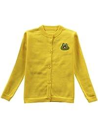 5eec7bc62 Amazon.co.uk  Yellow - Coats   Jackets   Baby Girls 0-24m  Clothing