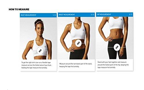 Adidas da donna in 2mossa Track top Black/White