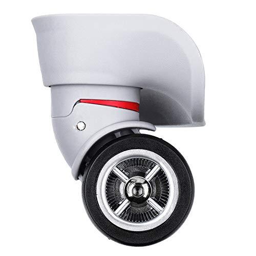 KUNSE Flugzeug-Rad Trolley Case Universal Rad Koffer Gepäck Zubehör Räder Rollen-#2