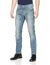 Tom Tailor Troy_thick_thread, Jeans Slim Uomo