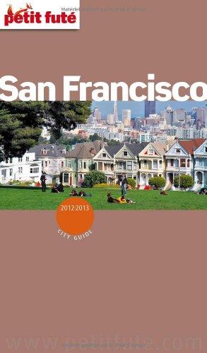 Petit Futé San Francisco (1Plan détachable)