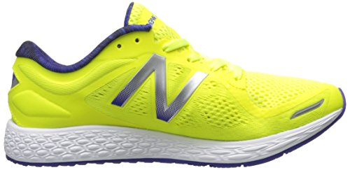 New Balance, Donna, Zante Yellow Purple, Tessuto tecnico, Running, Giallo Yellow/Purple