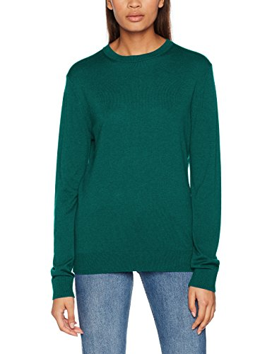 9c030f56661d01 United Colors of Benetton Herren Pullover Sweater L/S Grün Green 28Y ...