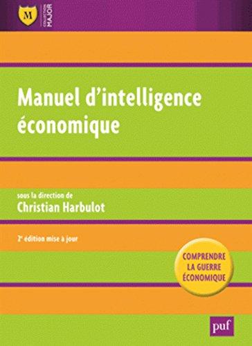 Manuel d'intelligence économique