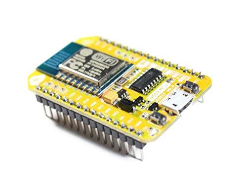 NodeMCU Dev Kit mit ESP8266, WLAN/WiFi und Lua Interpreter, IoT Entwicklung