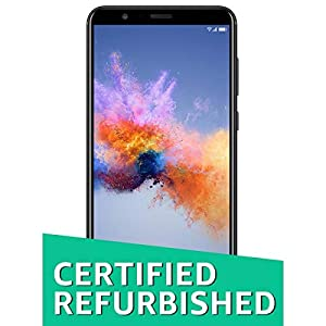 (Certified REFURBISHED) Honor 7X (Black, 64GB)