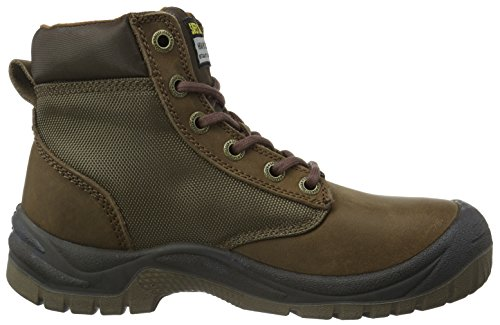 Safety Jogger Dakar, Chaussures de Sécurité Mixte Adulte Marron - Brown (019)