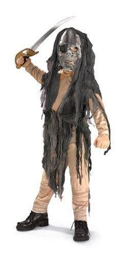 Kinder-Kostüm-Set Geisterschiff-Pirat, Größe (Kostüme Geisterschiff Pirat Kind)