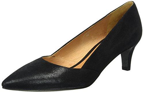 Belmondo - 703531 01, Scarpe col tacco Donna Nero (Nero (Nero))