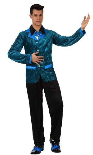 Generique - Costume anni 60 adulti Uomo (Am 60er-jahre-kostüme Besten)
