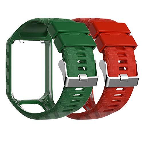 Zoom IMG-3 beautop cinturino per orologio tomtom