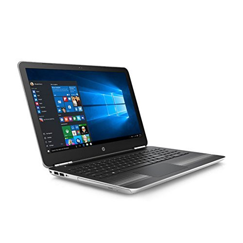 HP Pavilion 15-AU084TX 15.6-inch Laptop (Core i5-6200U/4GB/1TB/Windows 10 Home/4GB Graphics), Natural Silver