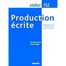 Production écrite FLE, niveaux C1 / C2