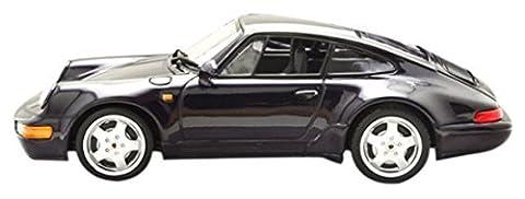 Minichamps - 436069171 - Porsche 911/964 - 1993 - Echelle 1/43 - Violet