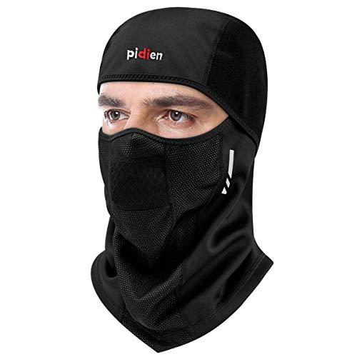 Máscara esquí Máscara prueba viento Mascarilla