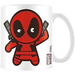Deadpool Marvel Kawaii Tazas Standard