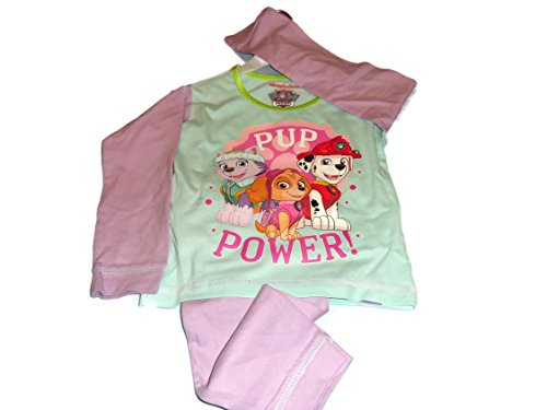 nickelodeon-ensemble-de-pyjama-fille-aqua-lilac-12-18-mois