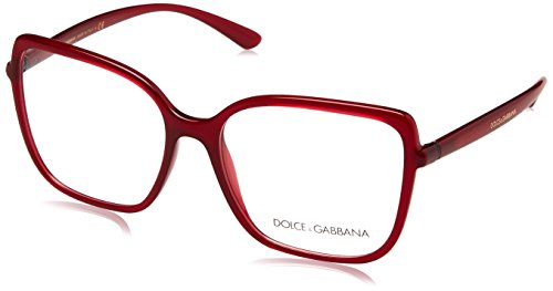 Brillen Dolce & Gabbana ESSENTIAL DG 5028 RED Damenbrillen