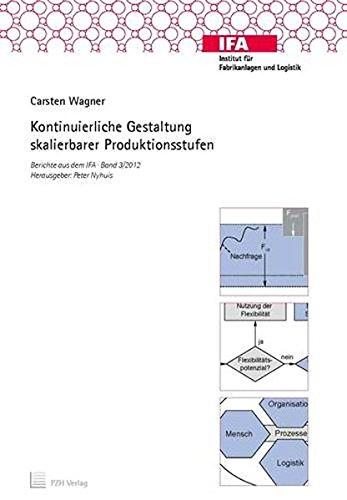 Kontinuierliche Gestaltung skalierbarer Produktionsstufen (Berichte aus dem IFA)
