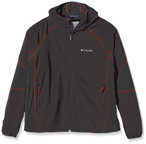 Columbia Dolce come II – Giacca softshell con cappuccio shark-super sonic stitch